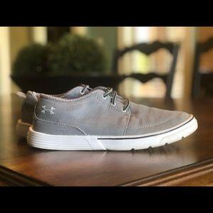 Under Armour slip on sneaker